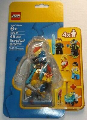 LEGO 40344 Summer Celebration Minifigure Pack 45pcs New Free Shipping