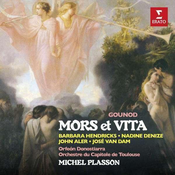 Michel Plasson - Gounod: Mors Et Vita Nuevo CD