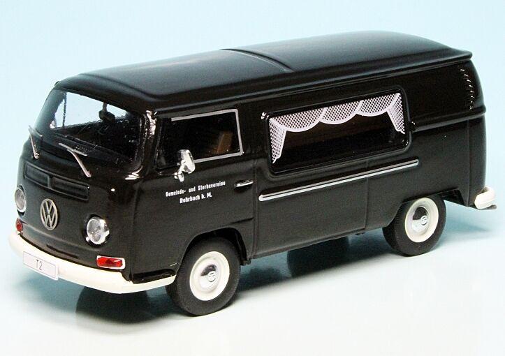 PREMIUM ClassiXXs 1 43 VW T2a Corbillard funural voiture  sterbeverein Rohrbach