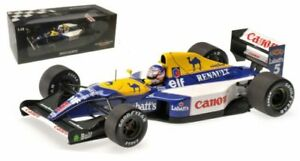 F1 Williams Fw14b Mansell WC 1992 1/18 186920005 MINICHAMPS