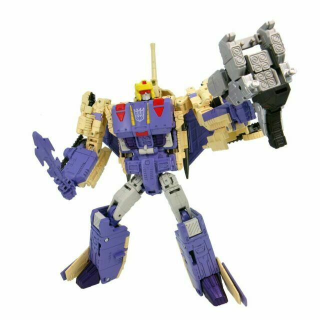 Takara Tomy Transformers Legends LG59 Blitzwing Action Figure
