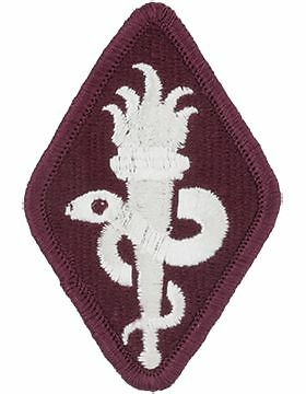 P-MED-F Medical School Full Color Patch