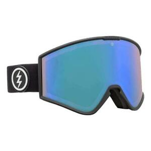 Electric-NEW-Unisex-Kleveland-Goggles-Matte-Black-Photochromic-Blue-BNWT