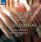 Cello Sonatas (2014)