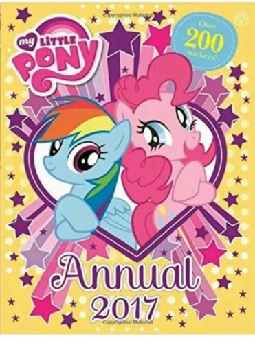 1 of 1 - My Little Pony Annual 2017 New