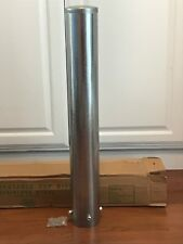 Vtg Lily Tulip Stainless Steel Wall Mounted Adjustable Cone Cup Dispenser Nib