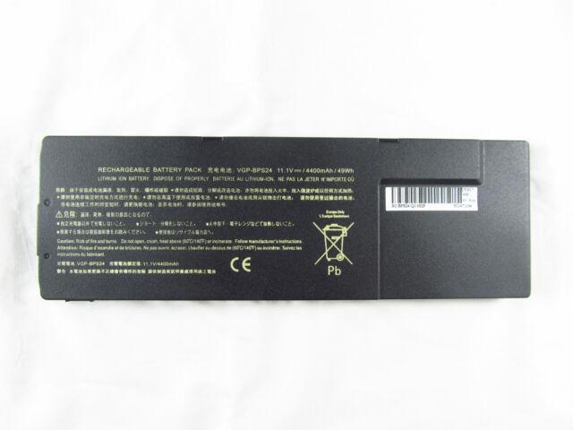 Battery for SONY VGP-BPS24 VPC-SA3X9E VPC-SA3Z9E VPC-SB16FG VPC-SB1C5E SD18EC