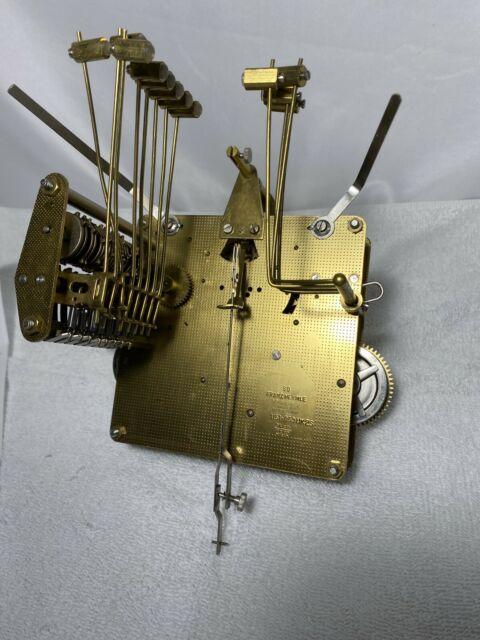 Franz Hermle Triple Chime Grandfather 1151-053 HK25 94cm Clock Movement