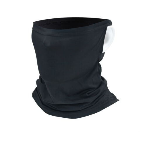 Full Motorcycle Sun UV Protection Cycling Neck Cover Scarf Face Mask Balaclava m