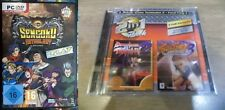 Sengoku Anthology &Battle Arena Toshinden 2&Fatal Fury 3 jewel  case  new&sealed