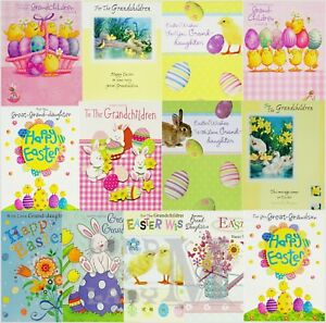 Goddaughter Easter Card Godson Son Daughter Various Designs Available