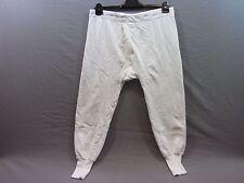 Unterhose lang weiß mit Plüsch Grösse 8,  Deutsche Grösse: 50