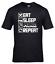 miniature 2 - Eat Sleep Mine Repeat Kids T-Shirt Boys Girls Gamer Gaming Tee Top