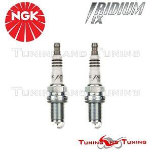 2-CANDELE-NGK-IRIDIUM-BKR7EIX-BMW-R-1150-GS-ADVENTURE-2001-2002-2003-2004-2005
