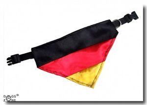 Hundehalstuch-DEUTSCHLAND-FLAGGE-Halband-Halstuch