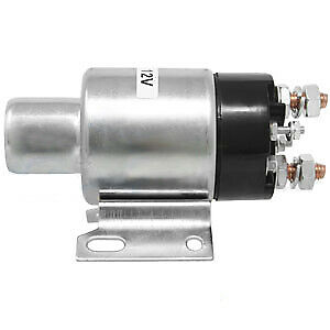 NEW Solenoid Fits Massey Ferguson Tractor SUPER 90 GAS AND DIESEL ENGINE