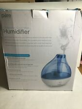 Pure Enrichment PEHUMIDIF MistAire Ultrasonic Cool Mist Humidifier