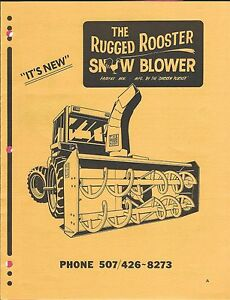 Equipment-Brochure-Rugged-Rooster-296-30-10-Snow-Blower-Schweiss-E3335