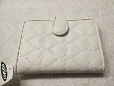 NEW BEAUTIFUL LADIES HEART QUILTED Wallet By OLD NAVY