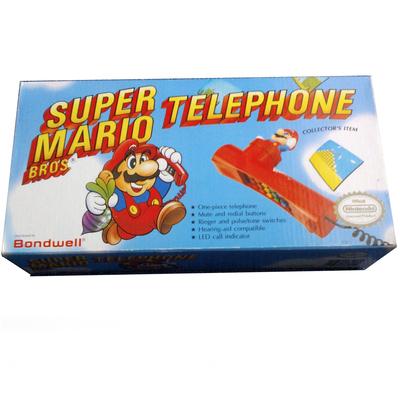 Nintendo Mario Telephone Vintage Brand New