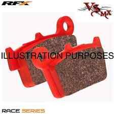 RFX Race Series REAR Brake Pads HONDA CRF450X 05-16 Carbon Ceramic
