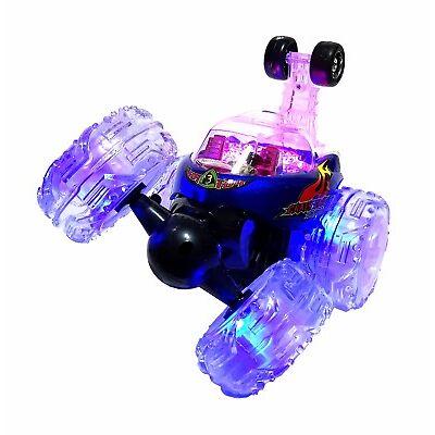 Ferngesteuerter LED RC Radio Control Überschlag Stunt Auto Car Stuntauto Buggy