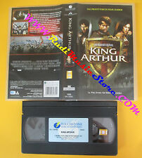 VHS film KING ARTHUR 2005 Clive Owen Ioan Gruffudd TOUCHSTONE (F57*) no dvd