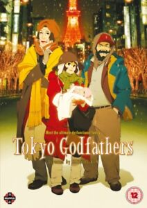 Nuovo Tokyo Godfathers Con - DVD