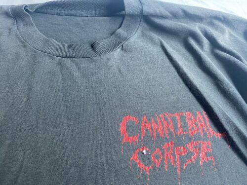 Cannibal Corpse Men's Vintage Long Sleeve T Shirt