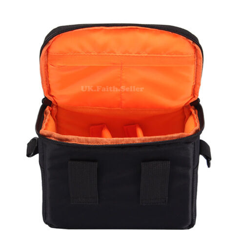 Camera Waterproof Shoulder Bag Case For Canon PowerShot SX530HS SX60HS SX410IS