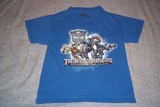 Transformers Revenge Of The Fallen T-Shirt Child Kids XS 4/5 Boys Girls