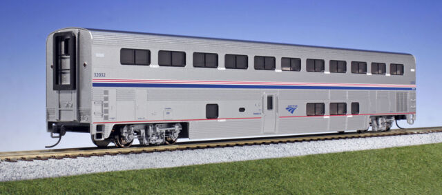 HO Scale - KATO 35-6085 AMTRAK SUPERLINER I Sleeper Phase VI # 32011