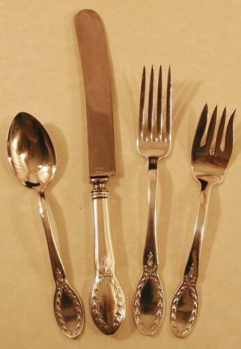 Alvin Silverplate Discontinued 1910 Diana Pattern