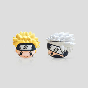 Naruto-Kakashi-3D-Soft-Case-Cover-For-Apple-Airpods-1st-amp-2nd-Generation