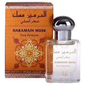 Haramain Musk A Famous Oriental Pleasant Perfume Oil/Attar 15ml by al haramain