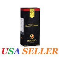 1 Box Organo Gold Gourmet Black Coffee With Ganoderma Lucidum Free Shipping