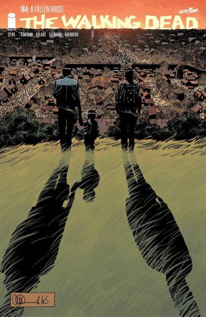 Walking Dead #164 () Image Comics Comic Book
