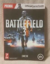 BATTLEFIELD 3 Prima OFFICIAL GAME GUIDE Electronic Arts DAVID KNIGHT Sam Bishop