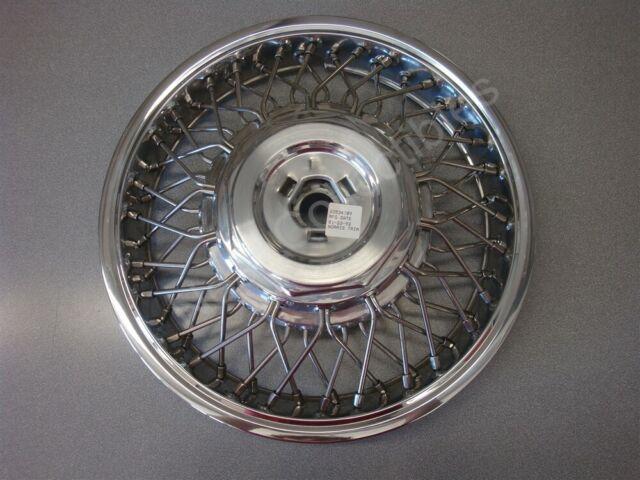 U0026 39 86 87 88 89 Buick Skyhawk   1120 13 U0026quot  Wire Hubcap Wheel