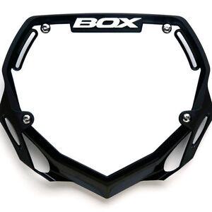 INSIGHT BMX 3D PRO NUMBER PLATE HI-VIZ