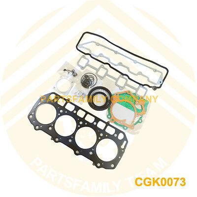 Engine Gasket Kit for YANMAR KOMATSU 4D98E 4TNE98 Excavator Forkliftruck Loader