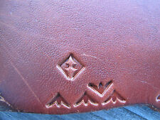 Leather Stamp # 614 BACKGROUND BEVELLER KELLY MIDAS CARVING TOOL