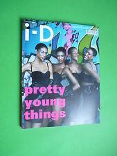 i-D magazine Pre Fall 2009 Chanel Iman Sessilee Lopez Arlenis Sosa Dunn Jourdan
