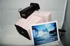 Polaroid pinhole!! instant pinhole ,fp100c,lomography, fantastic plastic, pink