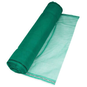 WINDBREAK SHELTER NETTING SHADE NETTING PROTECT PLANTS AND CROPS 50 METRE ROLLS