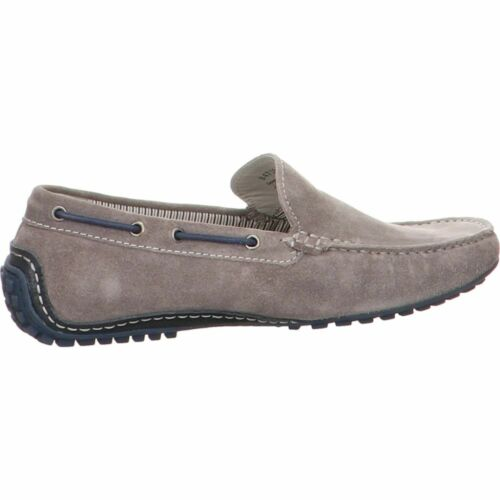 Callimo Slippers By Sioux Germany 34719 Moccasin Piombo Night