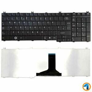 Nouveau-Toshiba-Satellite-C660-2TU-de-Remplacement-Ordinateur-Portable-Clavier-Noir-UK-mise-en-page