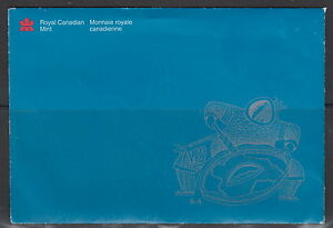 1999-CANADA-PROOF-LIKE-7-COIN-SET-WITH-NUNAVUT-TOONIE