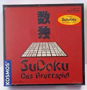 Sudoku-Das-Brettspiel-SudoKids-Kinderspiel-Kosmos-NEU-NEW