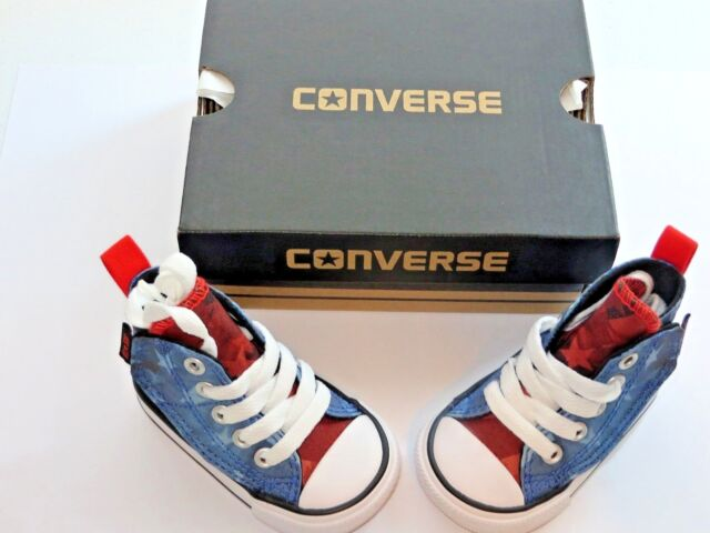 Converse All Star Baby Kids, Blue